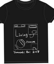 Tシャツ(2018年春)ブラック