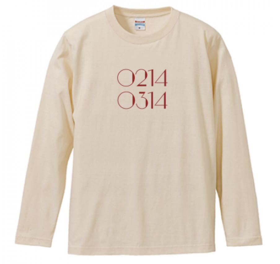 無念!0314 ロングTシャツ